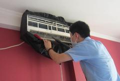 空调清洗过滤网和散热片分别怎么做